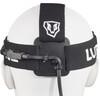 Lupine Wilma RX 14 hoofdlamp 13,2 Ah SmartCore accu met Bluetooth afstandsbediening + houder zwart